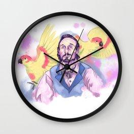 Bennett Drake Wall Clock