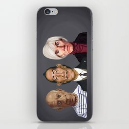 Great Artists iPhone Skin