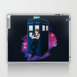 Another kind of Doctor Laptop & iPad Skin