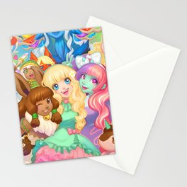 Dollightful Banner Art 2018 Stationery Cards