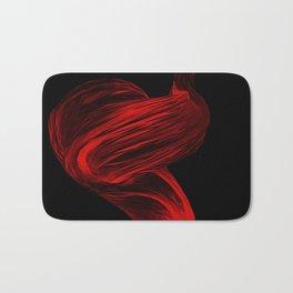 Color Me Red Bath Mat