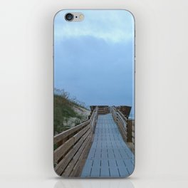 Dreary Days and Getaways iPhone Skin