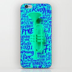 Lyrics & Type - Johnny Cash iPhone Skin