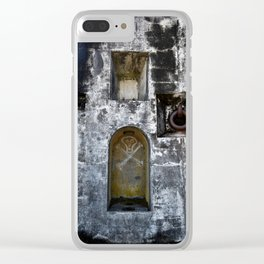 Dead man's Dungeon Clear iPhone Case