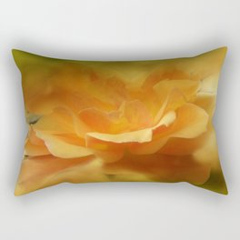 take time to look at flowers -25- Rectangular Pillow