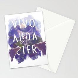 Live Boldly Stationery Cards