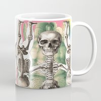 bones Mugs featuring BONES by MANDIATO ART & T-SHIRTS