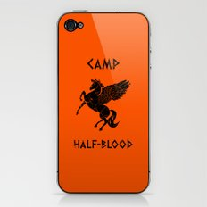 Camp Half-Blood iPhone & iPod Skin
