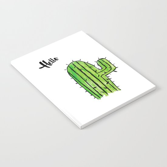 Hello Cactus Notebook