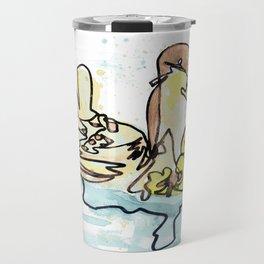 Mommy Duck Travel Mug