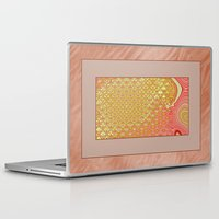 frame Laptop & iPad Skins featuring Frame by Fine2art
