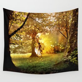 Morgensonne Wall Tapestry