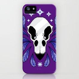 Bird Skull iPhone Case