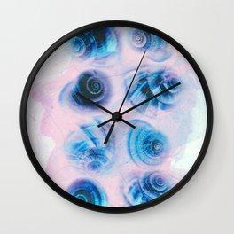 Espirales Wall Clock