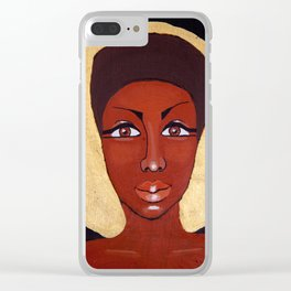 Sirius Daughter no 2 Clear iPhone Case