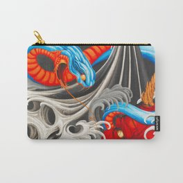 Demon Water Rivals Carry-All Pouch