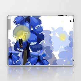 Grape Hyacinth Laptop & iPad Skin