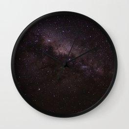 Milkyway Dreams Wall Clock