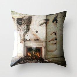 Beauty Spot Throw Pillow