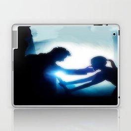 The Broken One (Burying The Hatchet) Laptop & iPad Skin