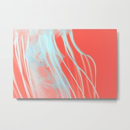 neon jelly Metal Print