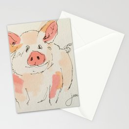 This Little Piggy... Stationery Cards