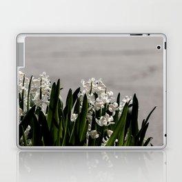 Hyacinth background Laptop & iPad Skin