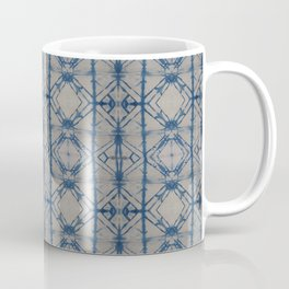 Shibori Mirror Coffee Mug
