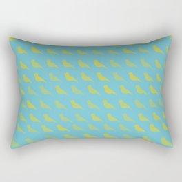 Bird PoP Rectangular Pillow