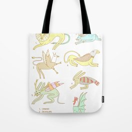 Assorted Hybrids Tote Bag
