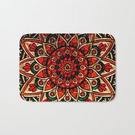 Mandala Art Bath Mat