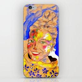 Smile 2 iPhone Skin
