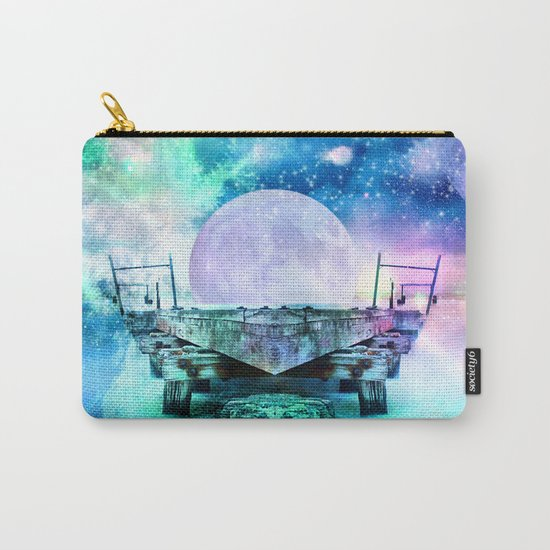 fantasy moon Carry-All Pouch