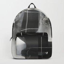 Ephebe 1 - Ancient Greek Bust Backpack