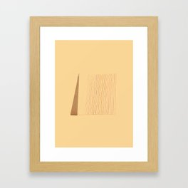 Tripeats Framed Art Print