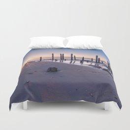 Port Willunga Sunset Duvet Cover