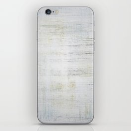 Lighter than a feather iPhone Skin