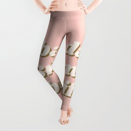 A bad day doesn't mean a bad life Leggings