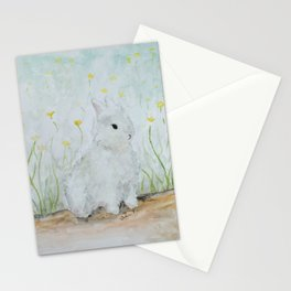 Eleanor on Easter Stationery Cards