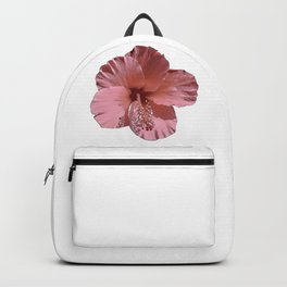 Hibiscus  Flower Backpack