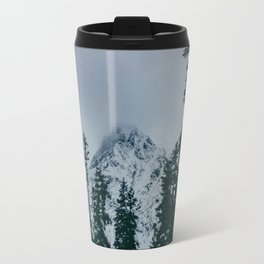 Cascade Winter Mountain Travel Mug