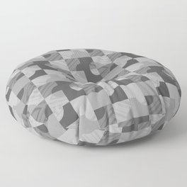 Grey Ninety Floor Pillow