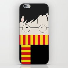 Hogwarts Witch  iPhone & iPod Skin