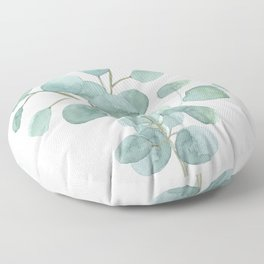 Eucalyptus Silver Dollar Floor Pillow