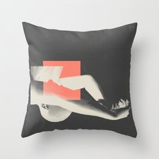 Lunacy Throw Pillow