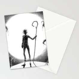 Jack Frost (Rise of the Guardians) Stationery Cards