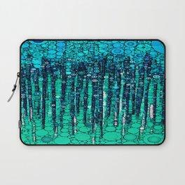:: Blue Ocean Floor :: Laptop Sleeve