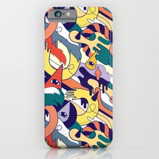 all over Slim Case iPhone 6s