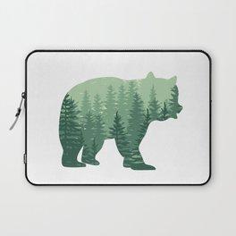 Forest Bear Laptop Sleeve