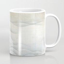 Itō Jakuchū - Elephant and Whale Screens (1797) Coffee Mug